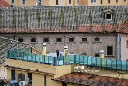 Liberan a 376 miembros de la mafia italiana por Covid-19