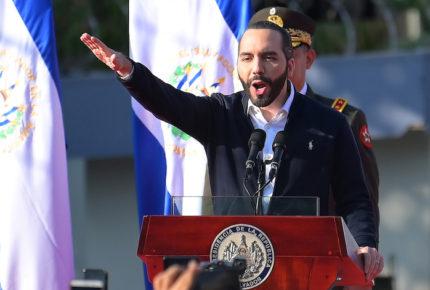EU preocupado por destitución de magistrados en El Salvador