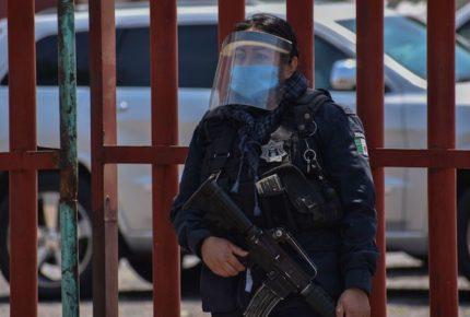 CNDH confirma 92 casos de Covid-19 en penales de México
