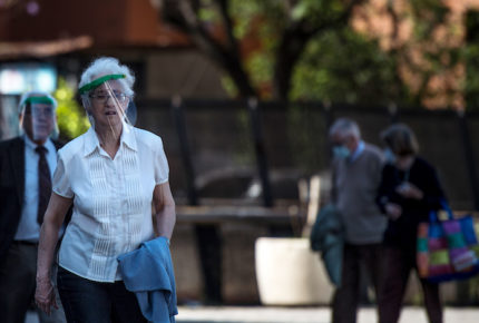 En España será obligatorio el uso de mascarillas en el transporte