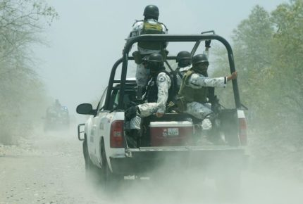 Autoridades resguardan Valparaíso, Zacatecas por balaceras