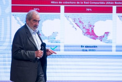 Por contigencia, instalaron internet en 18 hospitales de México