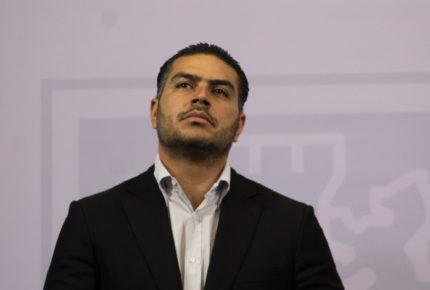 Dan de alta a Omar García Harfuch