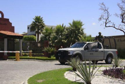 Detienen a dos presuntos integrantes del CJNG en Puebla