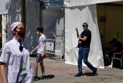España registra 0 muertes por Covid-19 por primera vez en 3 meses