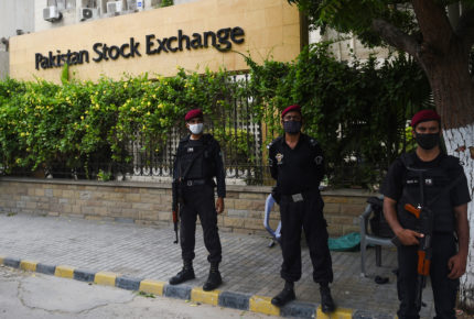 Ataque contra Bolsa de Pakistán deja cuatro muertos