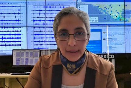 Suman 653 réplicas del sismo