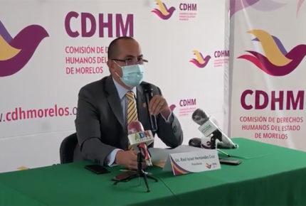 Emite CDHM recomendaciones por muerte de bebés en 2018
