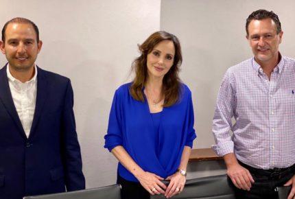 Lilly Téllez se incorpora a la bancada del PAN en el Senado