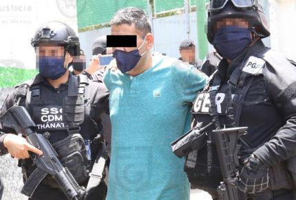 Vinculan a proceso a 'El Vaca' por atentado contra García Harfuch