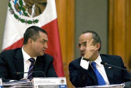 Audiencia de García Luna se posterga dos meses