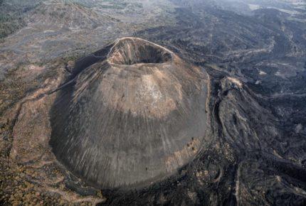Reportan desaparición de dos mujeres en Volcán Paricutín