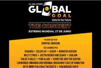 Shakira, Miley Cyrus y otros artistas dan concierto en apoyo para vacuna de Covid-19