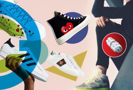 Sneakers son lo de hoy