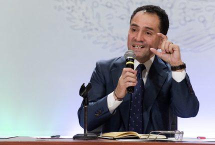 Herrera rechaza que cancelación del NAIM costara 331 mmdp