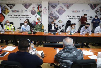 Suman seis muertes por sismo en Oaxaca; hay 500 casas afectadas