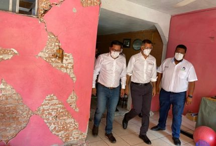 Sube a 10 la cifra de personas muertas por sismo en Oaxaca