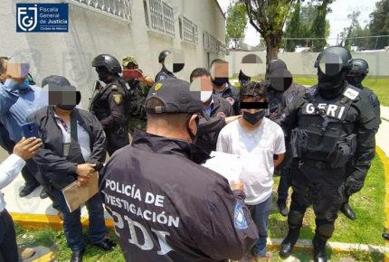 Detiene FGJ a dos personas más por atentado contra García Harfuch