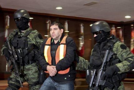 Extraditan a EU a 'El Inge', ex jefe de escoltas de 'El Chapo'