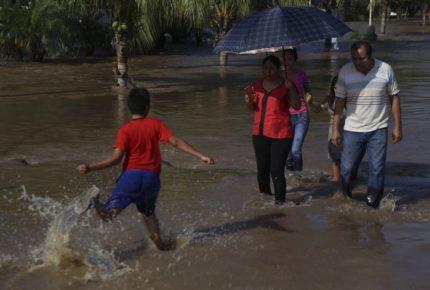Conagua alerta por aumento en niveles de ríos de Veracruz