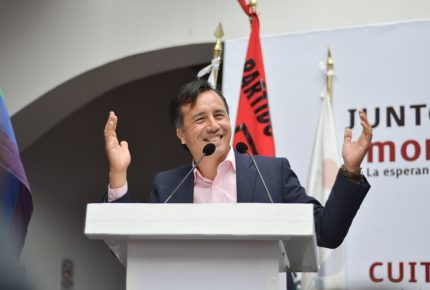 CFE licitará proyecto de central en Tuxpan: Cuitláhuac García