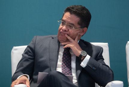 Da positivo a Covid-19 Rabindranath Salazar, subsecretario de Gobernación