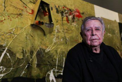 A los 91 años de edad falleció el pintor Manuel Felguérez