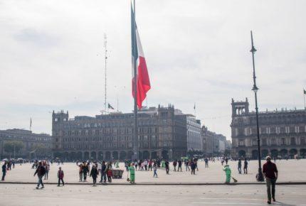 Reabren el Zócalo de la Ciudad de México
