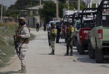Por violencia, Sinaloa solicita apoyo de Guardia Nacional