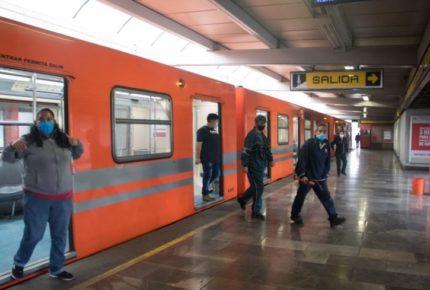 Entregas dentro del Metro no están prohibidas