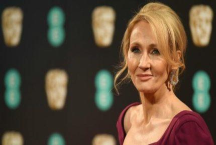J.K. Rowling publica nueva novela inspirada en su hijo