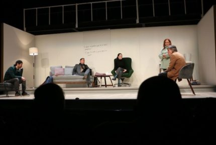 Teatros ingenian su propio plan de reapertura
