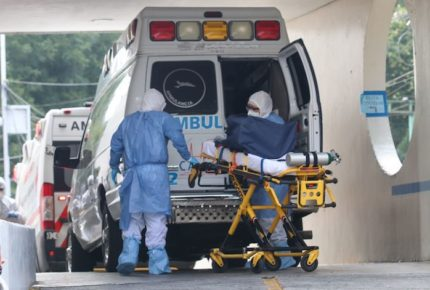 Pacientes y personal de salud, a salvo tras sismo, reporta SSa