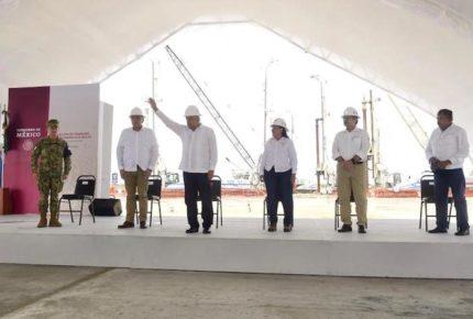 Inauguración de refinería de Dos Bocas, en 2022: AMLO
