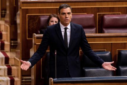 España extiende estado de alarma hasta el 21 de junio