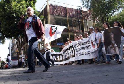 """Marcharán en CDMX por """"Halconazo"""", pese a contingencia"""