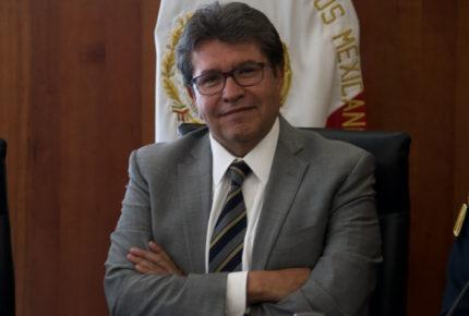 Senado citará a Ebrard y Márquez Colín para conocer detalles sobre visita a EU