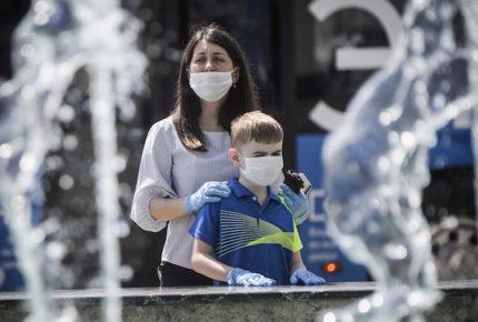 Rusia supera el medio millón de contagios por Covid-19