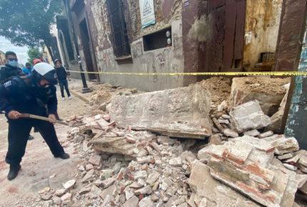 Oaxaca: suman más de 5 mil las casas dañadas tras sismo