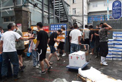 Por rebrote, China ordena confinamiento en 11 vecindarios de Pekín