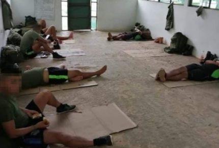 Descarta SEDENA que militares en precariedad padezcan Covid-19