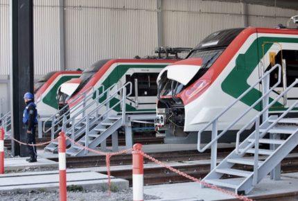 Pese a retrasos, arranca el Tren México-Toluca