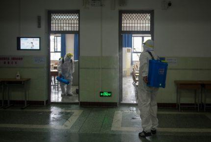 China emite alerta por un caso de peste bubónica