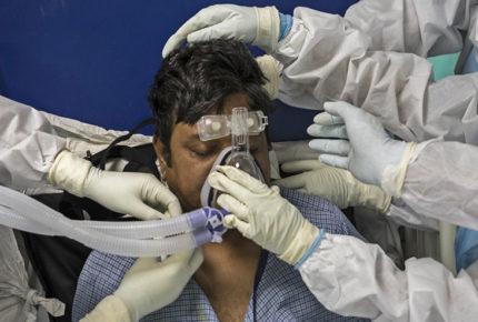India supera los seis millones de casos de Covid-19