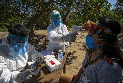 Latinoamérica y el Caribe, la región más afectada por la pandemia