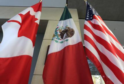 IP de México, EU y Canadá celebra el T-MEC