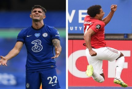 ¡De último momento! Chelsea y Manchester United a Champions League