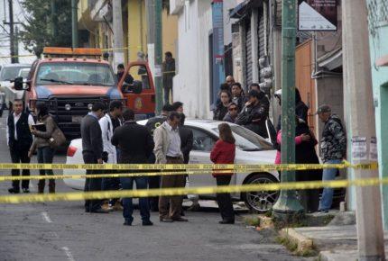 Ataque deja un policía muerto y dos civiles heridos en Coacalco