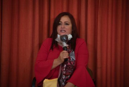 Denuncia Susana Prieto hostigamiento del Gobierno de Chihuahua