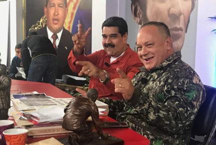El dirigente chavista, Diosdado Cabello, da positivo por Covid-19